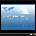 Optimiza 2009